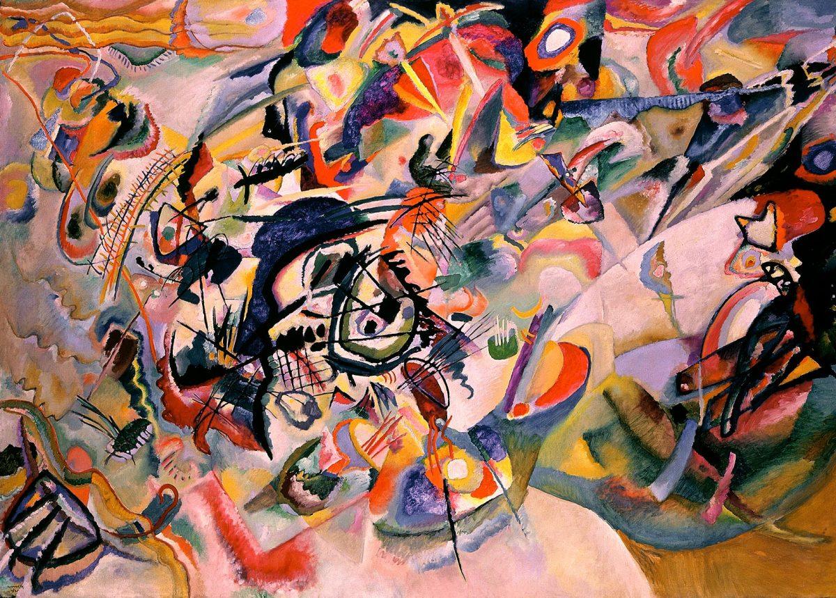 Kandinsky Composición VII