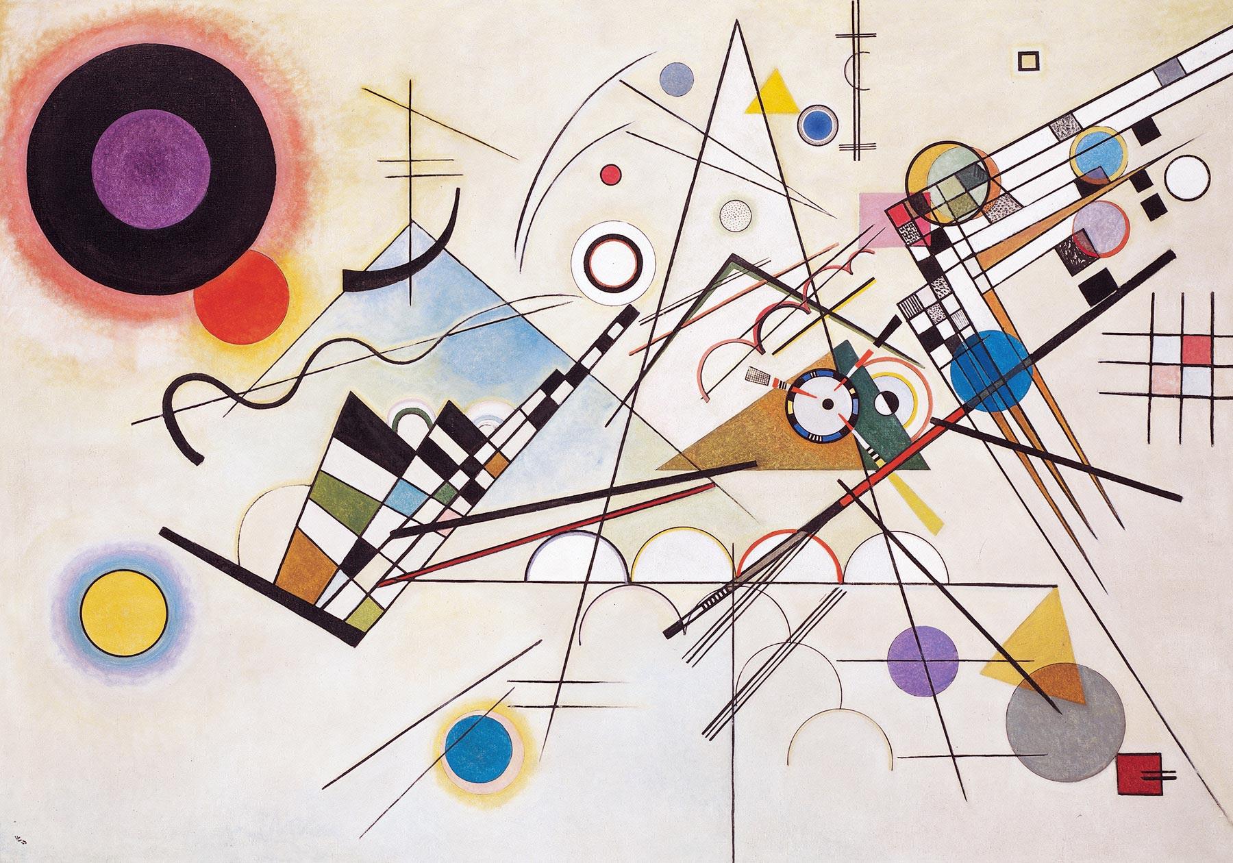 Kandinsky Composición VIII