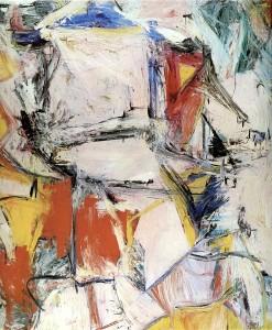 Cuadros abstractos Interchanged – Willem de Kooning