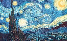 Cuadros de Van Gogh La Noche Estrellada