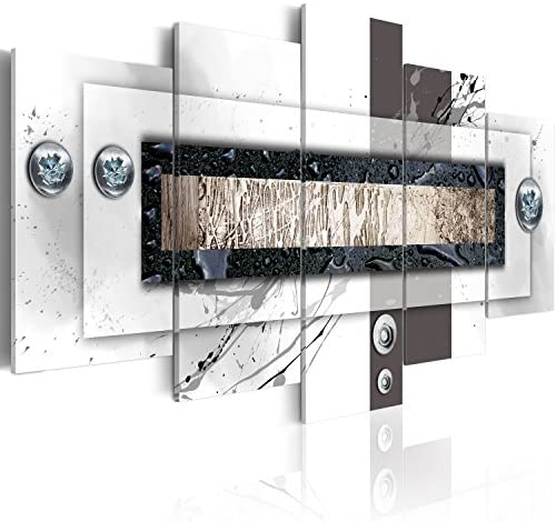 Cuadros modernos para sala gris