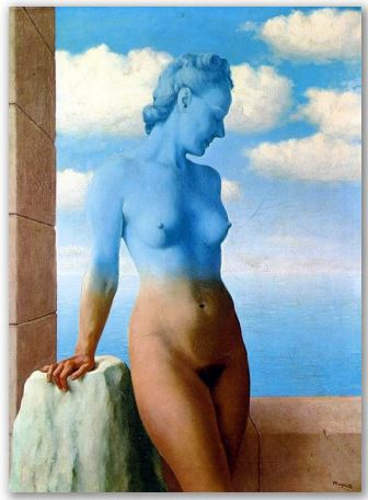 Magritte magia negra